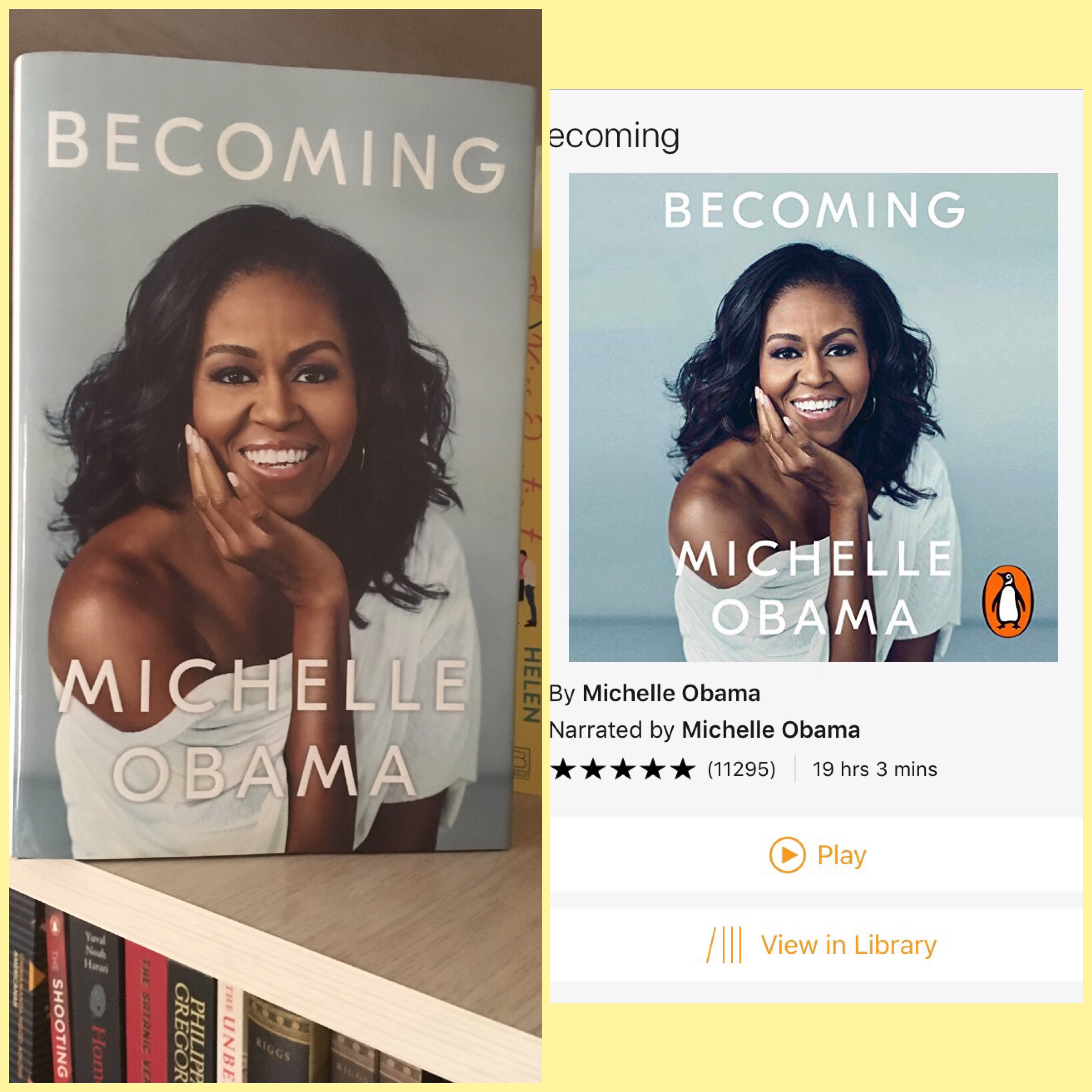becoming michelle obama audiobook mp3